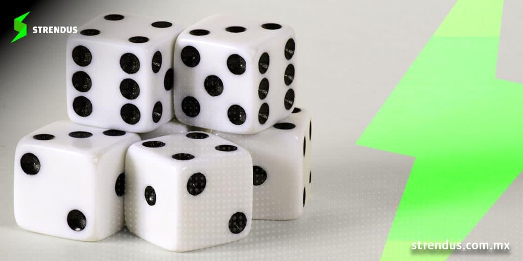 Reglas juego dados poker cubilete